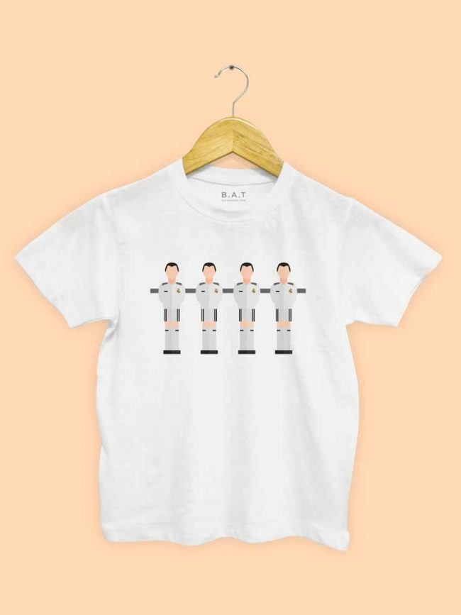T-shirt Baby foot Madrid