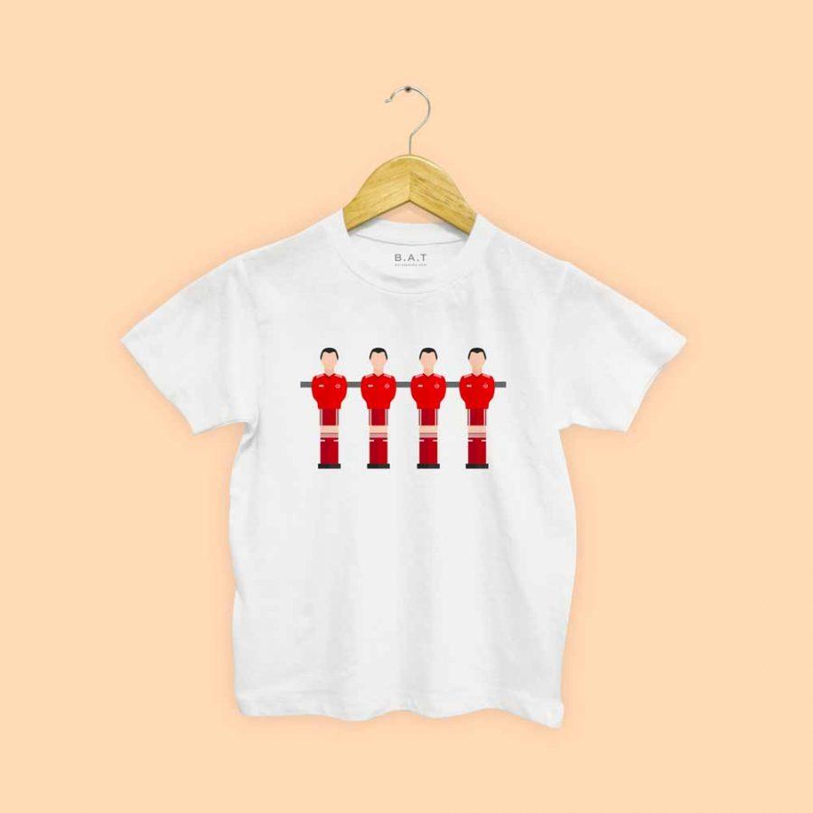 T-shirt Baby foot Widad