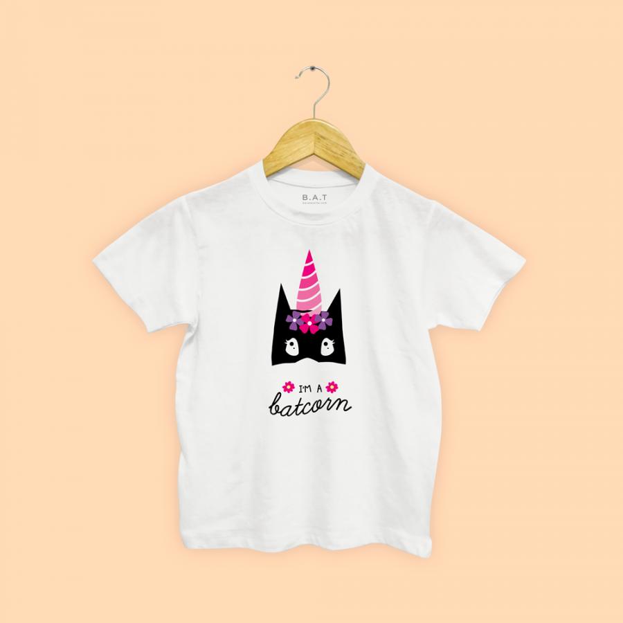 T-shirt Batcorn