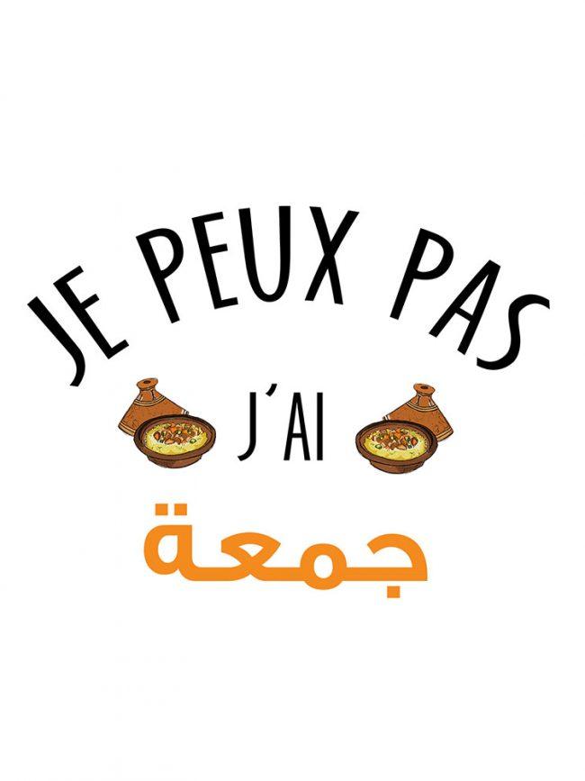 T-shirt JPP vendredi