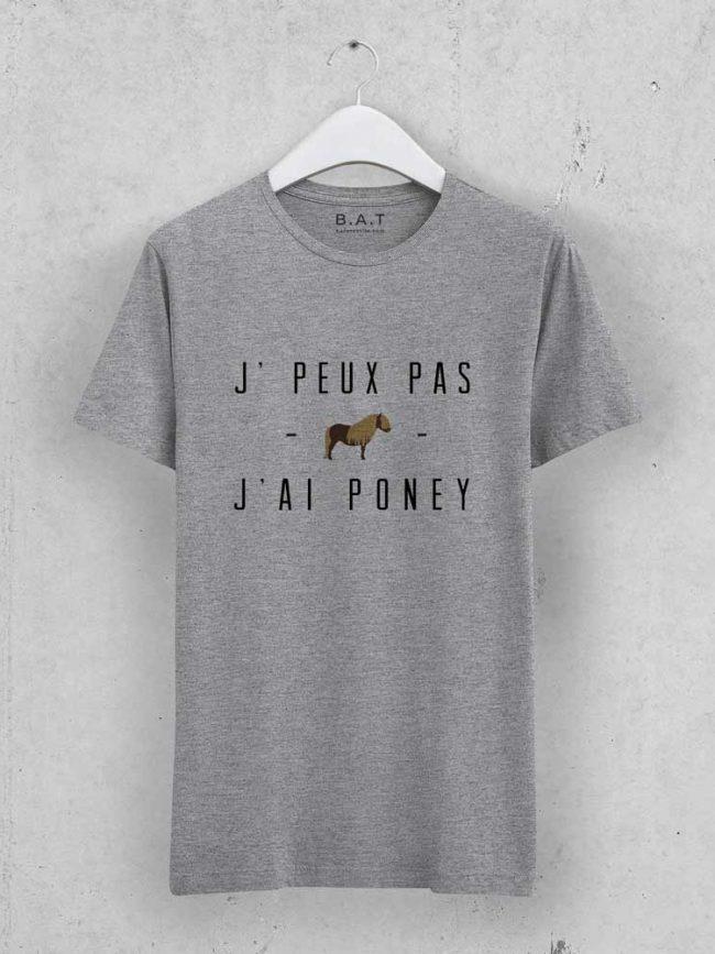 T-shirt JPP poney