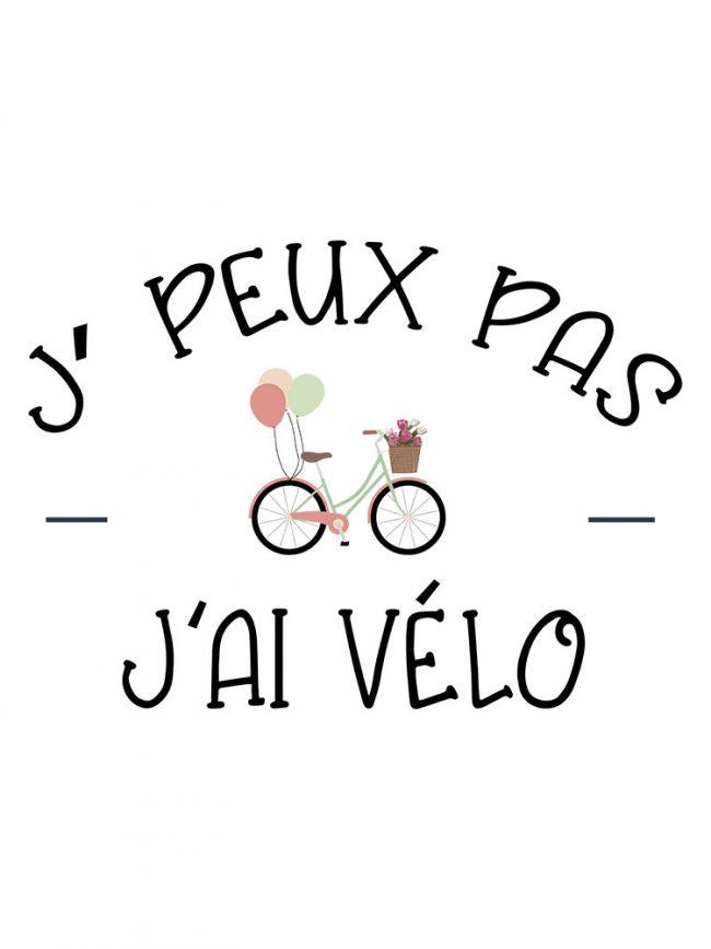 T-shirt JPP vélo