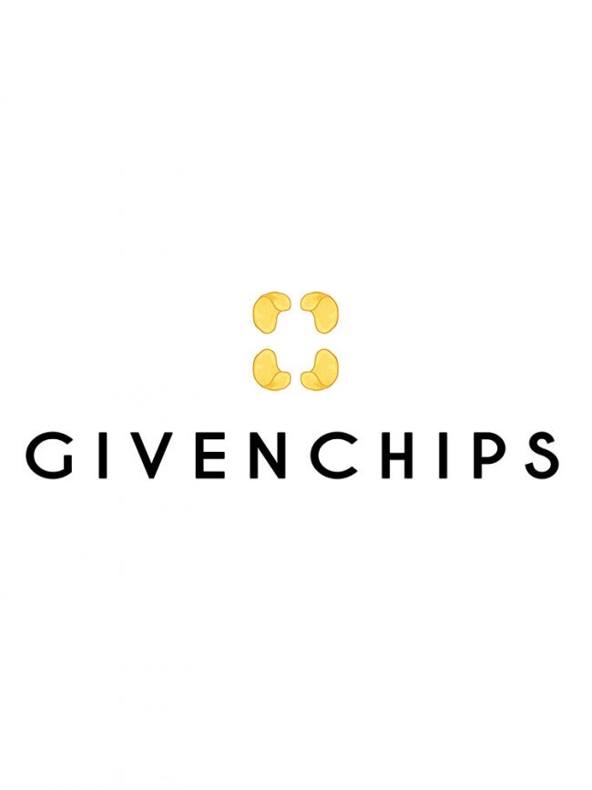 T-shirt Givenchips