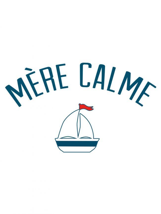 T-shirt Mère calme