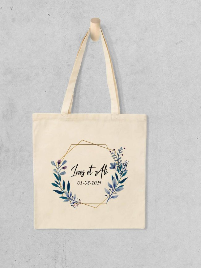 Tote bag Save the date 1