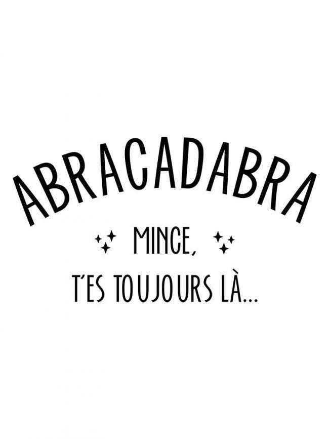 Pochette Abracadabra