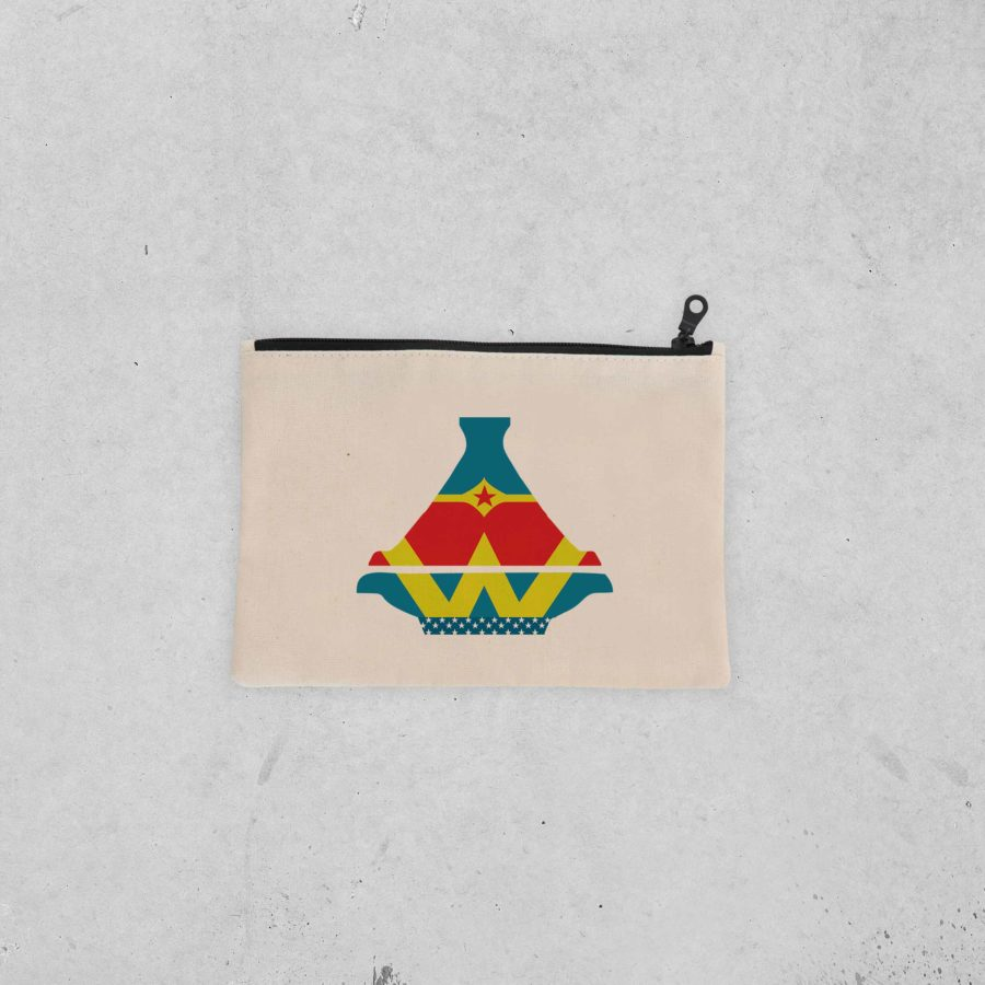 Pochette Wonder woman Tajine