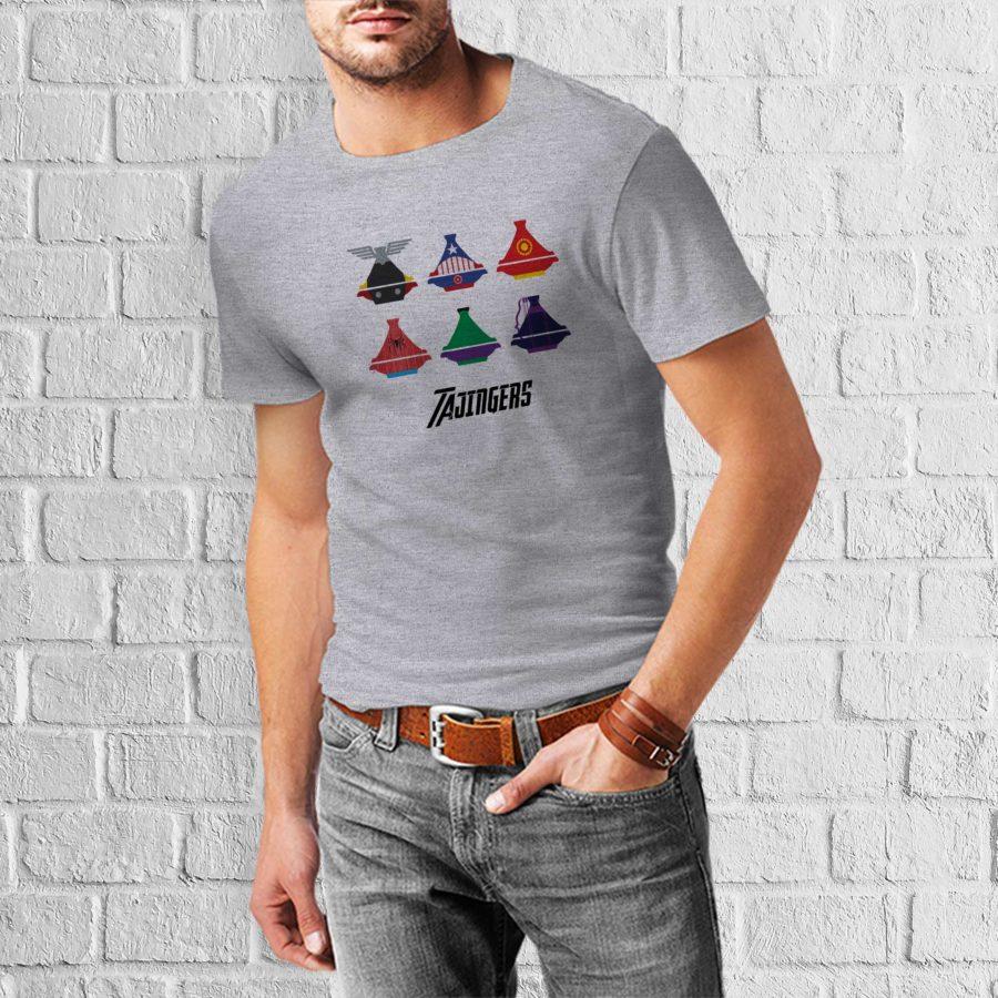 T-shirt Avengers Tajine