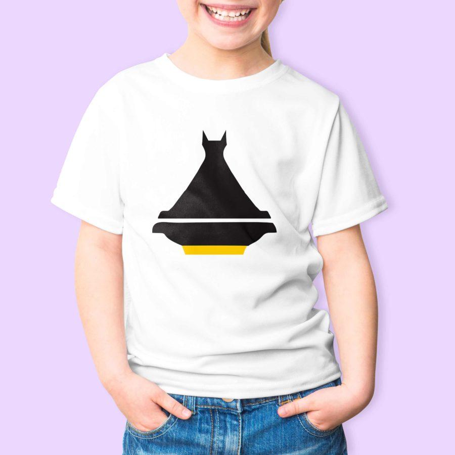 T-shirt Batman Tajine