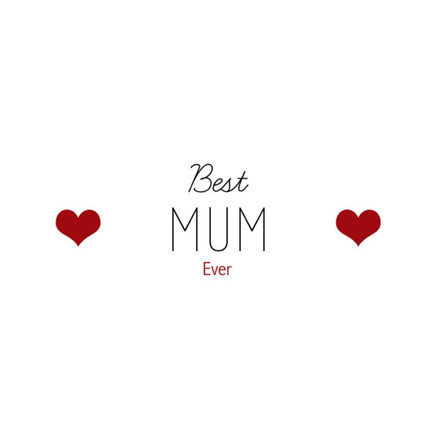 Tote bag Best mum ever