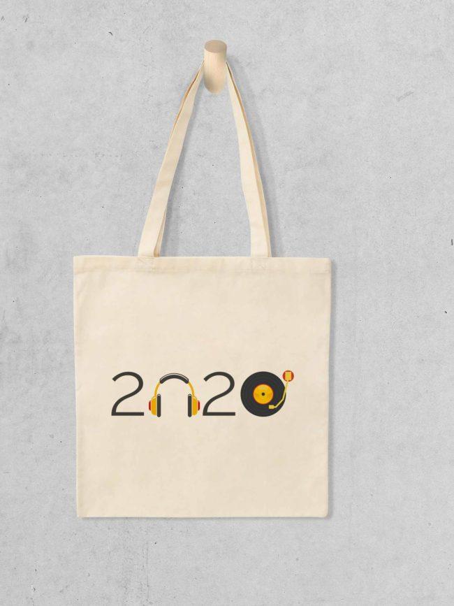Tote bag Musique 2020