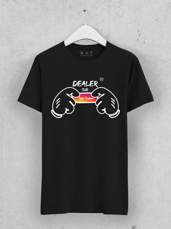 T-shirt Dealer sur insta