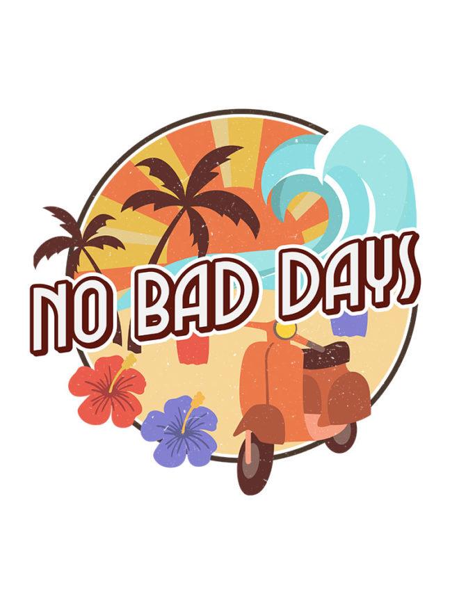 Cabas No bad days