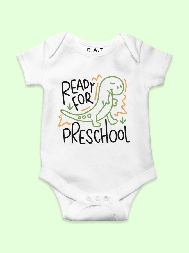 Body Preschool dino