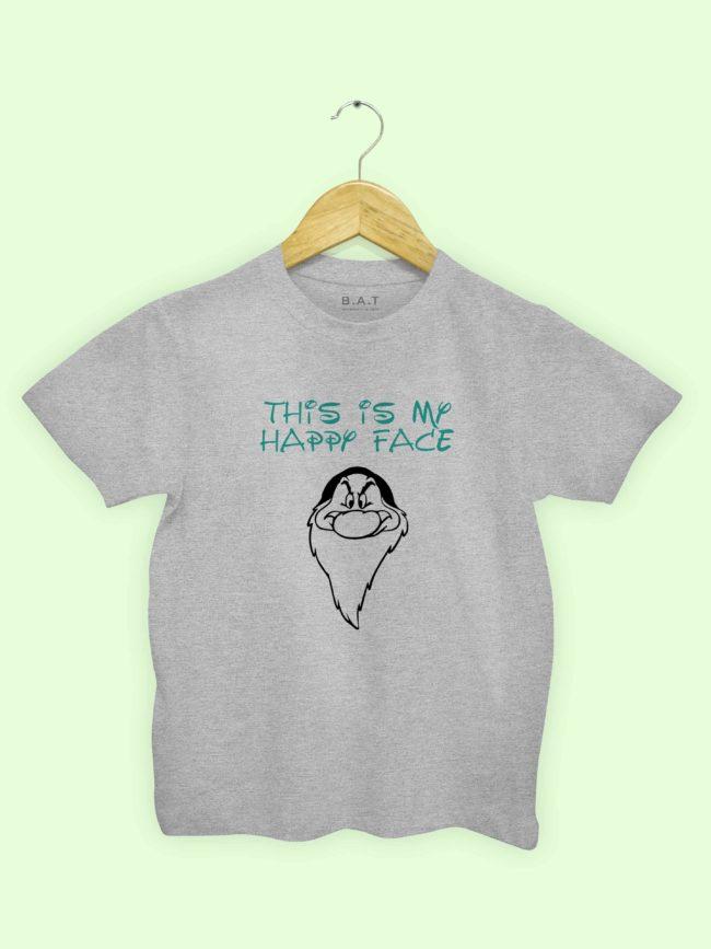 T-shirt Happy face