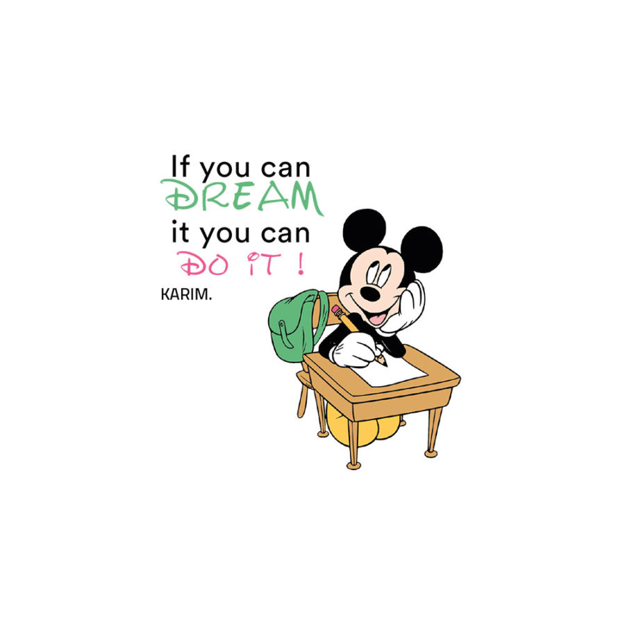 Body Mickey – Dream