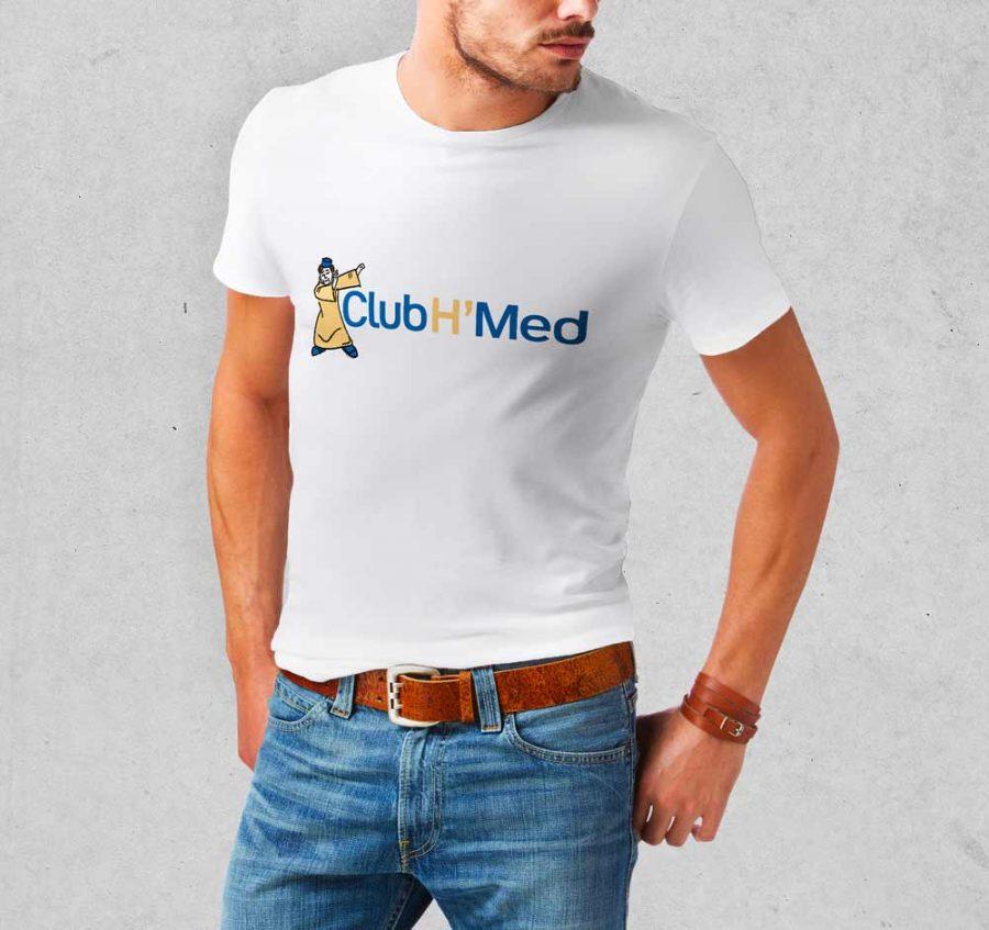 T-shirt Club h'med
