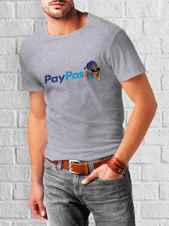 T-shirt Paypas