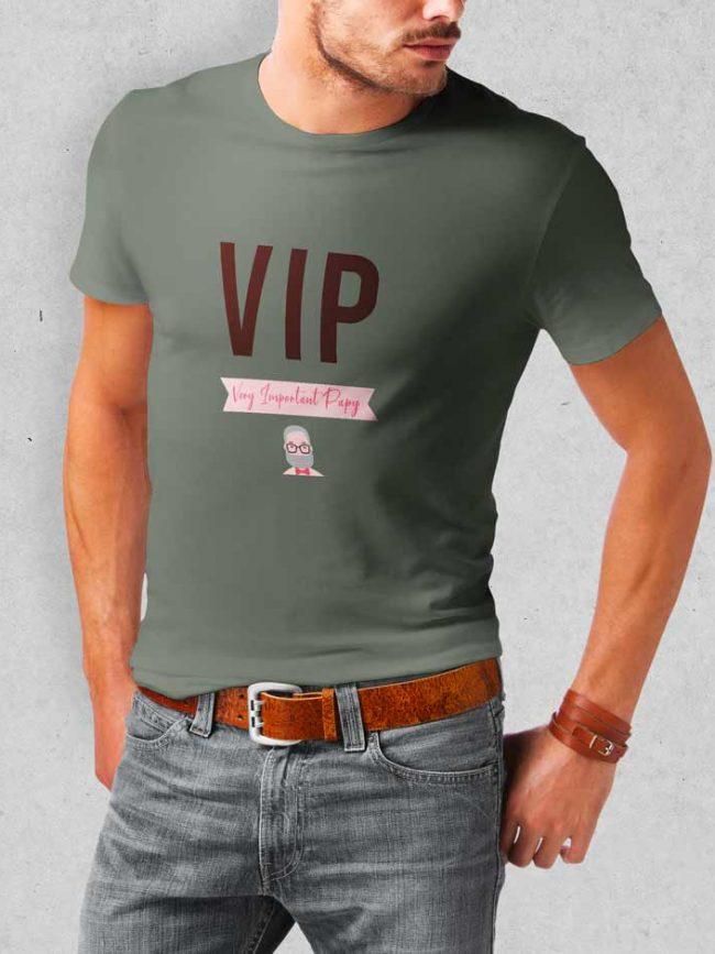 T-shirt V.I.P
