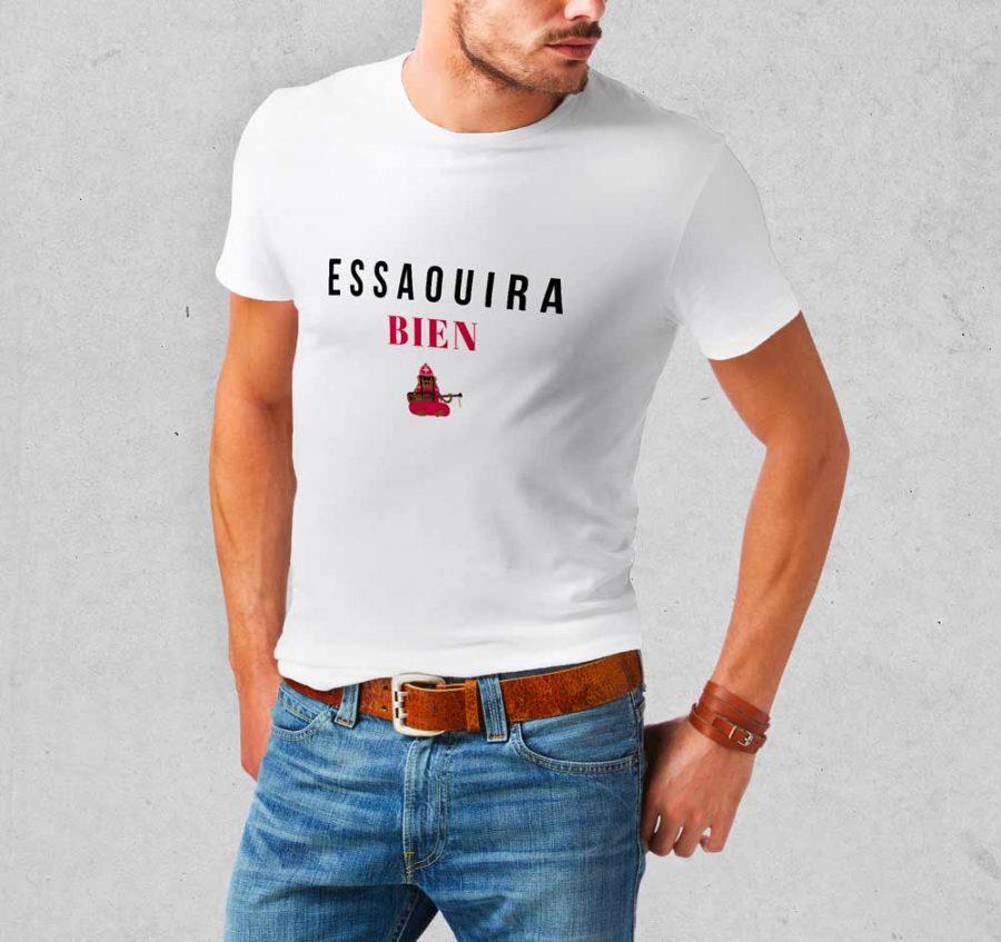 T-shirt Essaouira bien