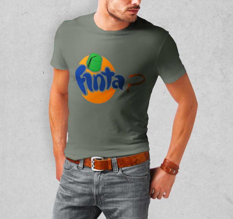 T-shirt Finta ?