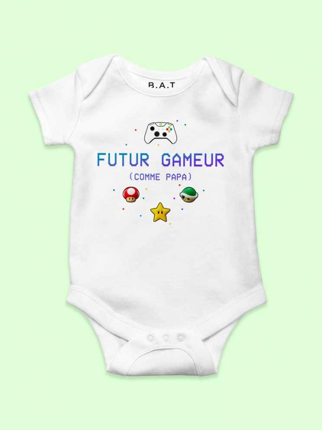 Body Futur gameur