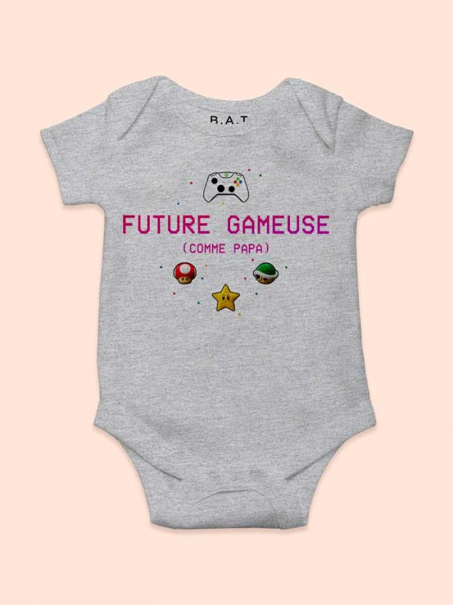 Body Futur gameuse