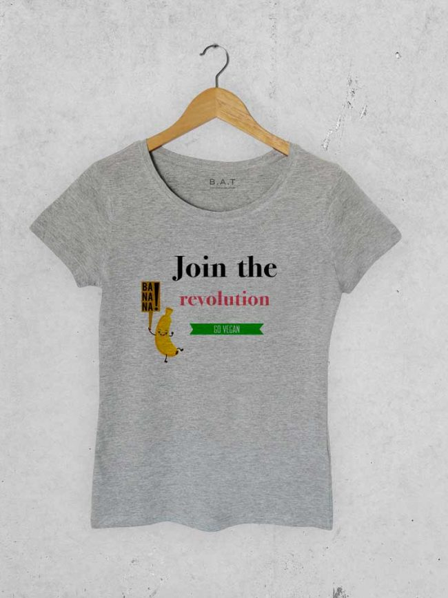 T-shirt Join the revolution