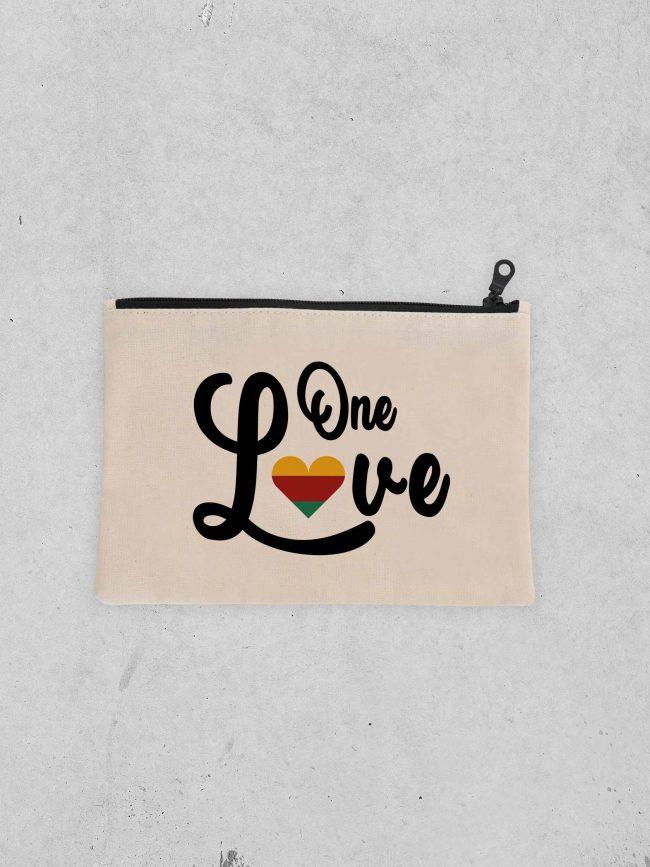 Pochette One love 2