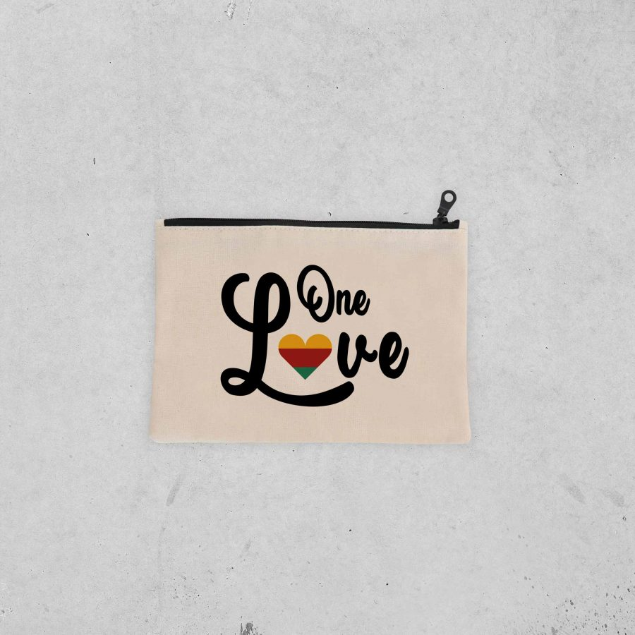 Pochette One love 2