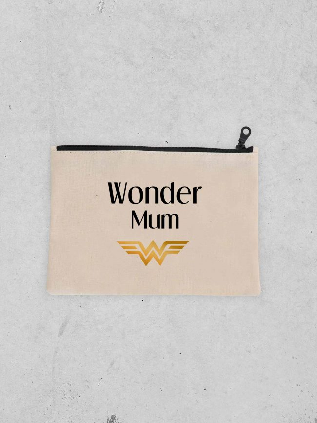Pochette Wonder mum