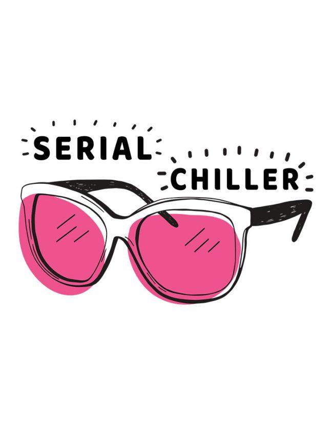 T-shirt Serial chiller