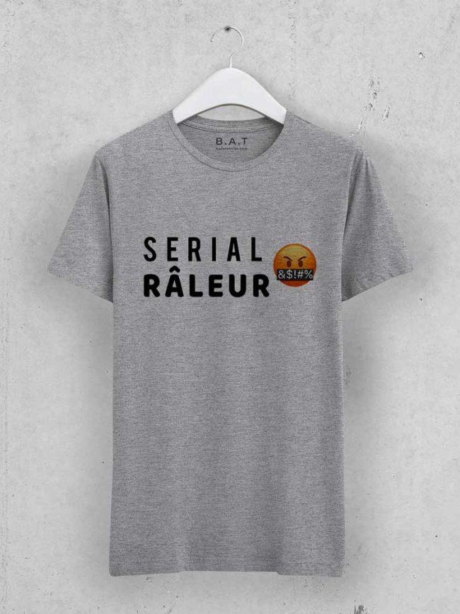 T-shirt Serial râleur