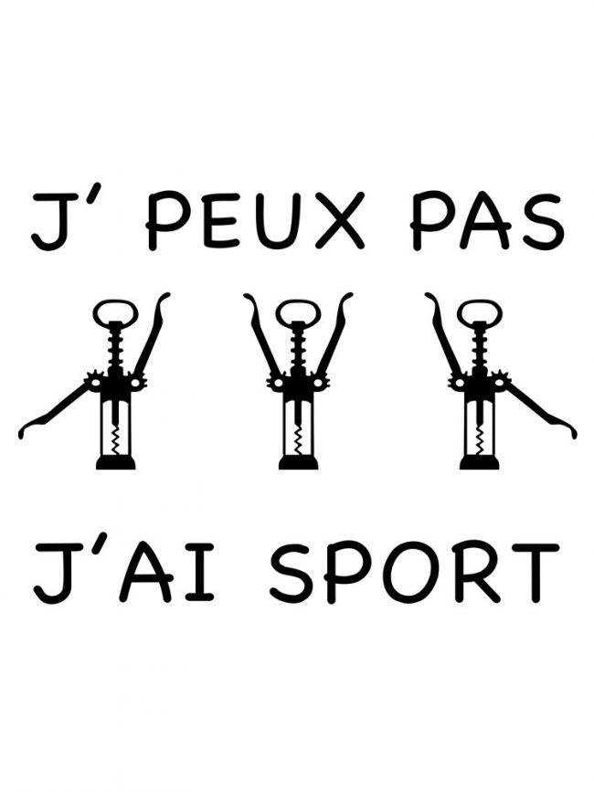 T-shirt JPP sport