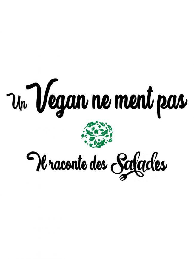Cabas Vegan salades