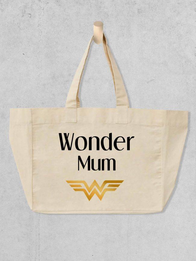 Cabas Wonder mum