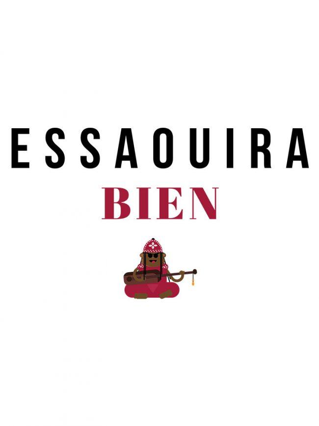 Tote bag Essaouira bien