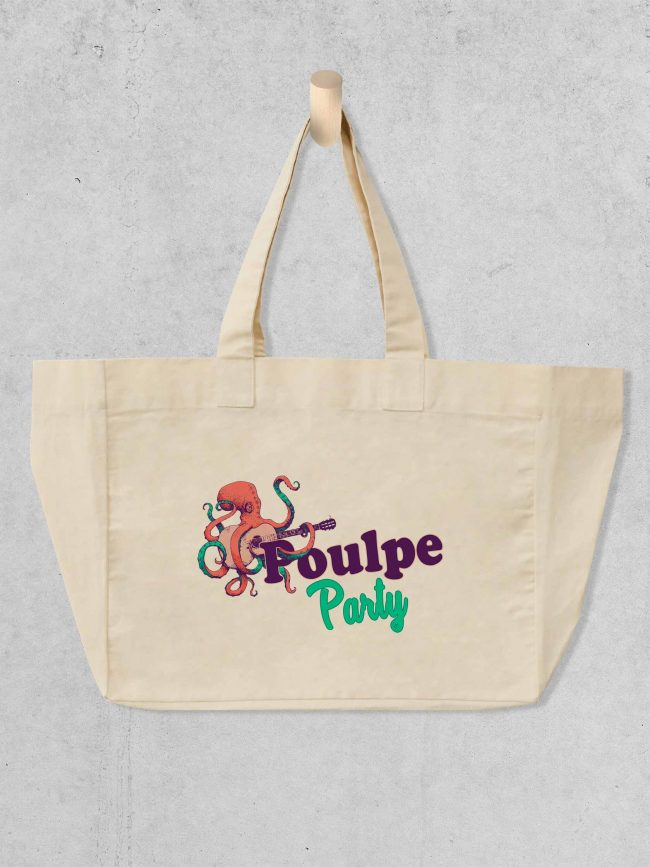 Cabas Poulpe party