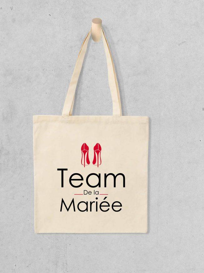 Tote bag Team mariée 2 – EVJF