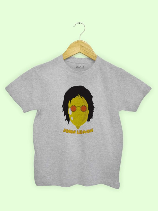 T-shirt John lemon