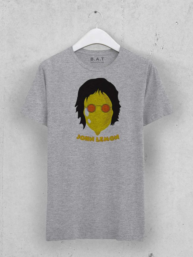 T-shirt John lemon