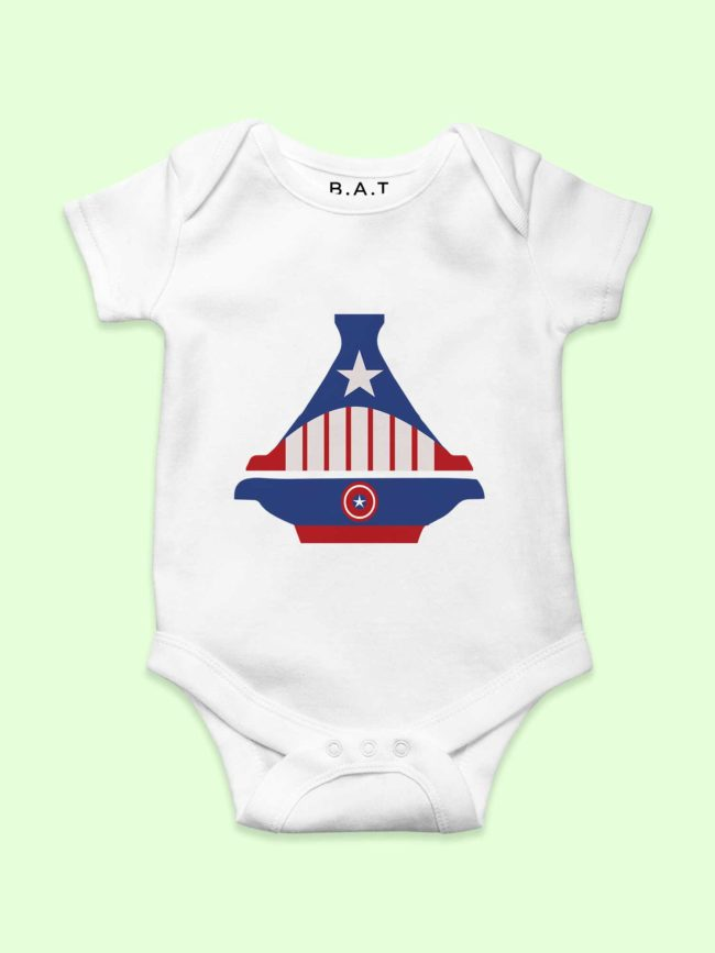 Body Captain America Tajine