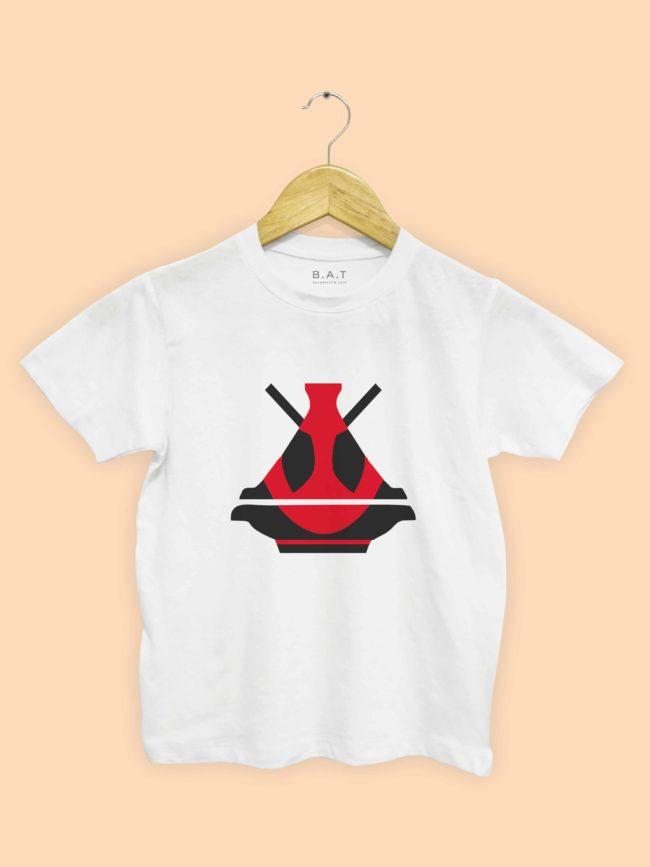 T-shirt Deadpool Tajine