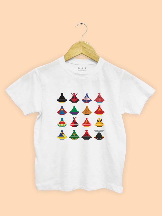T-shirt Super Tajines