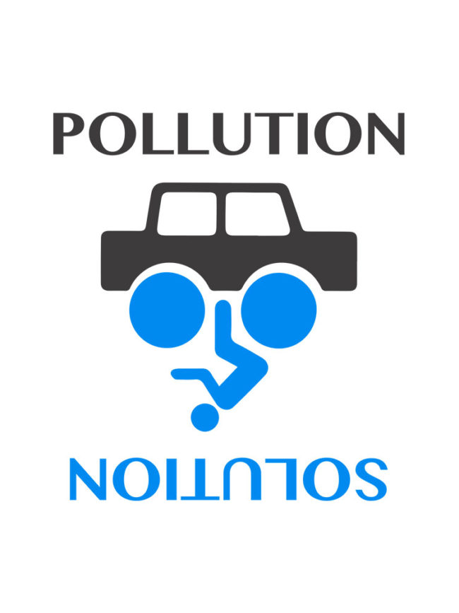T-shirt Pollution solution