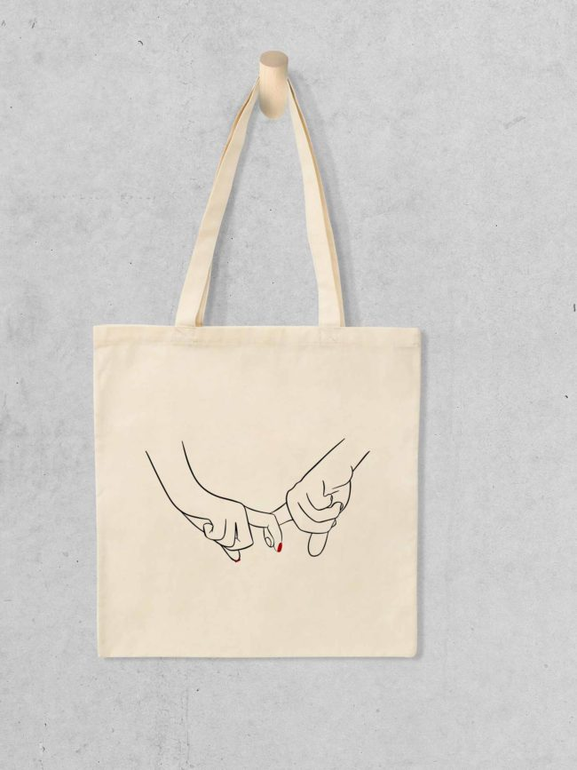 Tote bag Ensemble
