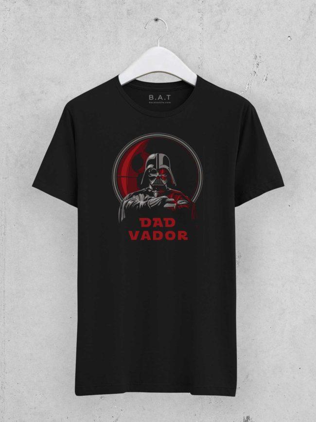 T-shirt Dad Vador