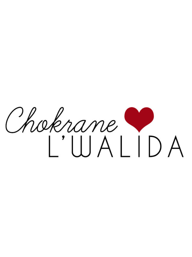 Pochette Chokrane L'walida