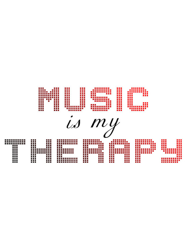 Cabas Music is my therapy