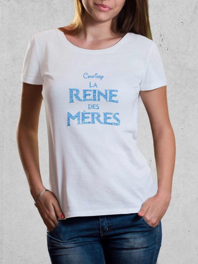 T-shirt La reine des mères